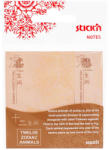 STICK'N Notes autoadeziv 50x70 mm si 20x70 mm, 2x25 file/set, STICK'N zodiac chinezesc