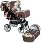 Baby Sportive Sportiv X2 2 in 1 Carucior