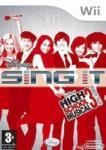 Disney Disney Sing It! High School Musical 3 Senior Year (Wii) Játékprogram