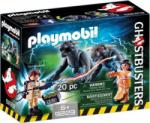 Playmobil 9223 - Venkman Si Cainii Teroare (9223) Figurina