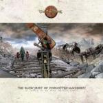 Tangent The The Slow Rust Of Forgotten Machinery LP (2vinyl)