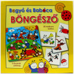 Keller&Mayer Bogyó şi Babóca: joc pentru dezvoltarea abilităţilor cu instrucţiuni în lb. maghiară (KM 713427) Joc de societate