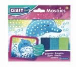 Brainstorm Craft Time delfin mini mozaik (C7006)