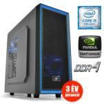 Foramax INTEL Game Premium PC DDR4 G3 Számítógép konfiguráció