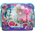 Mattel Enchantimals - Kétszemélyes tricikli játékszett