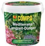 COMPO Hosszúhatású Mediterrán Növénytáp 1,5kg