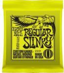 Ernie Ball 2221 Nickel Wound Regular Slinky 10-46 - hangszeraruhaz