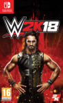 2K Games WWE 2K18 (Switch) Játékprogram