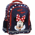 DERFORM Ghiozdan Minnie Mouse 3 compartimente (PL15BMM19)