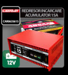 Absaar Redresor incarcare acumulator Absaar 15A - 12V Profesional Brand (CRD-CAR0635615)