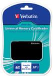 Trust Cititor de carduri Verbatim Universal , USB 2.0 , Negru (47264)