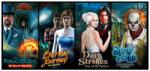Alawar Entertainment Hidden Object 4-in-1 Bundle (PC) Játékprogram