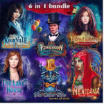 Alawar Entertainment Hidden Object 6-in-1 (PC) Játékprogram
