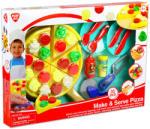 Playgo Set de făcut pizza (PLAYGO-03570-0) Bucatarie copii