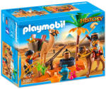Playmobil A Sírfosztogatók Tábort Vernek (5387)