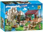Playmobil Action Hegymászó Hegyi Kunyhóval (9126)