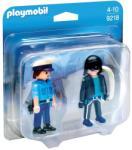 Playmobil A Rendőr Tolvajt Fog-Duo Pack (9218)