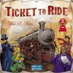 Days of Wonder Ticket to Ride Joc de societate