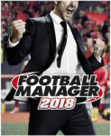 SEGA Football Manager 2018 (PC) Játékprogram