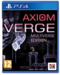 Badland Games Axiom Verge [Multiverse Edition] (PS4) Játékprogram