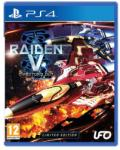 UFO Interactive Games Raiden V Director's Cut [Limited Edition] (PS4) Játékprogram