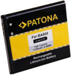 Utángyártott Sony Ericsson Li-Ion 1750 mAh BA800