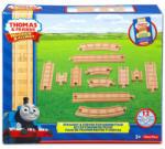 Thomas a gőzmozdony Thomas Fa: Egyenes és kanyar sínkiegészítők 99598