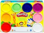 Hasbro Play-Doh: szivárvány gyurma kezdőkészlet (A7923)