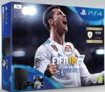 Sony PlayStation 4 Slim Jet Black 1TB (PS4 Slim 1TB) + FIFA 18 Конзоли за игри