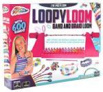 RMS Loopy Loom gumi és zsinorhorgolás