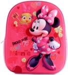 "Minnie Ghiozdan 12, 5"" 3D Minnie MNN12302"