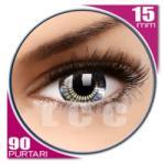 Stars & Jewel Black Gold Lentile De Contact - 2 Buc - 90 Purtari
