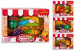 Globo Fructe şi legume de tăiat - diferite (GLOBO 36753) Bucatarie copii