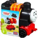 Mega Bloks Thomas és barátai Mega Bloks: összeépíthető 5 darabos James 105174