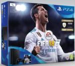 Sony PlayStation 4 Slim Jet Black 1TB (PS4 Slim 1TB) + FIFA 18 Console