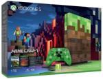 Microsoft Xbox One S (Slim) 1TB Minecraft Limited Edition Конзоли за игри