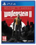 Bethesda Wolfenstein II The New Colossus [Welcome to Amerika Edition] (PS4) Software - jocuri