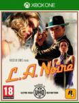 Rockstar Games L.A. Noire (Xbox One) Játékprogram