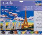 Reeves Festés számok után - Eiffel-torony (PL93)