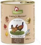 GranataPet Liebling's Mahlzeit Pheasant & Chicken 400g