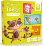 Eurekakids Puzzle Educativ, Animale mama şi copilul