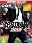 SEGA Football Manager 2018 [Limited Edition] (PC) Játékprogram