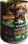Spirit of Nature Junior Lamb & Rabbit 415g