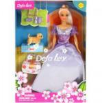 Defa Lucy baba kutyussal - 30 cm, többféle változatban - Defa Lucy babák és kiegészítők