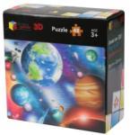 Riviera Games Világűr (The Space) 3D puzzle 48 db-os P3D01