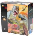 Riviera Games Dinoszaurusz (The Dinosaurs) 3D puzzle 48 db-os P3D02