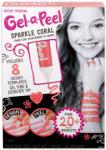 MGA Entertainment Gel-a-Peel csillámló korall kezdő szett