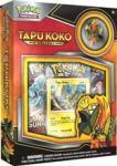 Pokemon Set Pokemon Tcg Tapu Koko Pin Collection 12 Case (41024) Joc de societate