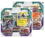 Pokemon Carti Sun & Moon Guardians Rising Triple Pack Booster Pokemon Trading Cards (40455) Joc de societate