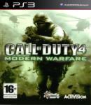 Activision Call of Duty 4 Modern Warfare (PS3) Játékprogram